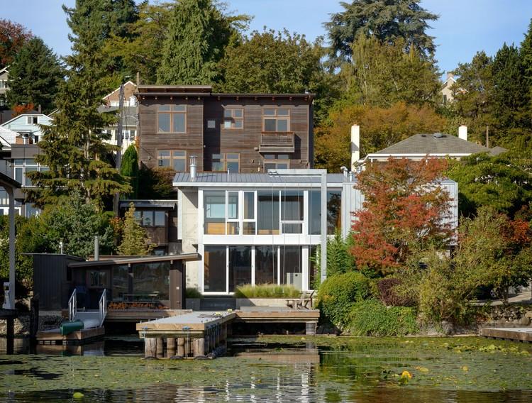 Casa Portage Bay / Heliotrope Architects, © Aaron Leitz