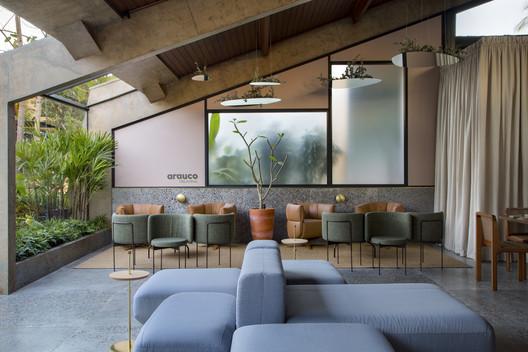 Restaurante Arauco / PAR projetos