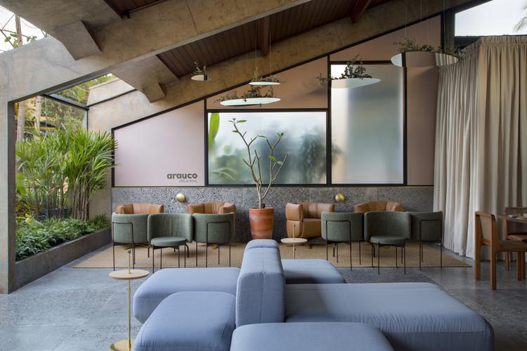 Arauco Restaurant / PAR projetos, © Denilson Machado – MCA Estúdio