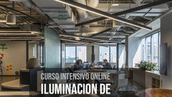 Curso online: Iluminación de Espacios Interiores