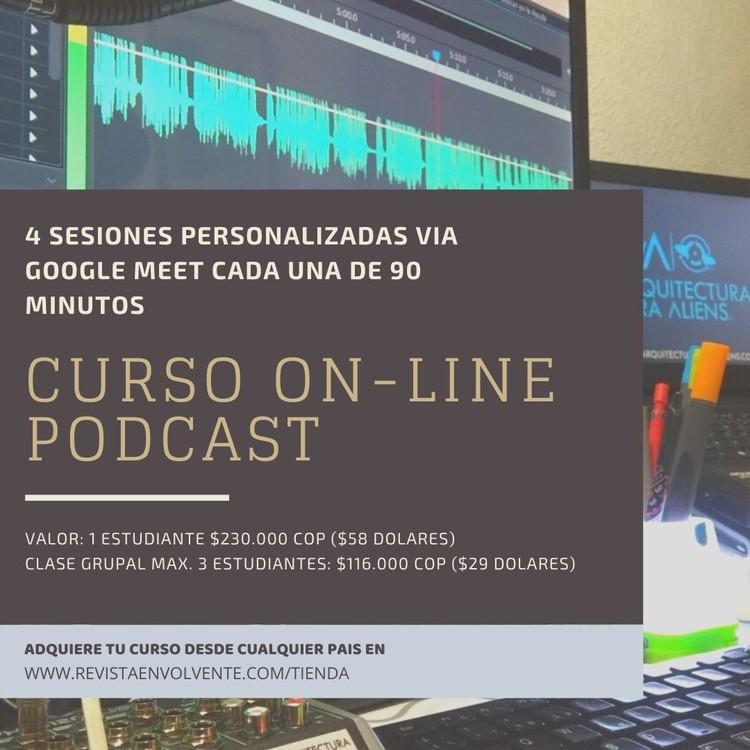 Curso Online Podcast, Eduardo Useche