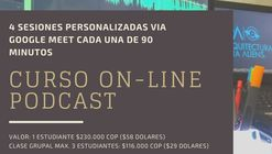 Curso Online Podcast