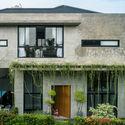 00 Elevation - Tresno House / RAW Architecture: Biệt thự hiện đại cây xanh và hồ bơi