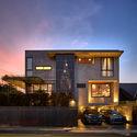 00 Context and Elevation (7) - Tresno House / RAW Architecture: Biệt thự hiện đại cây xanh và hồ bơi