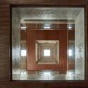 02 Atrium Skylight Tumpang Sari3 - Tresno House / RAW Architecture: Biệt thự hiện đại cây xanh và hồ bơi