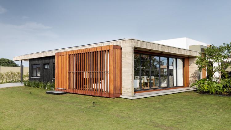 House R1 / Studio Bloco Arquitetura, © Marcelo Donadussi