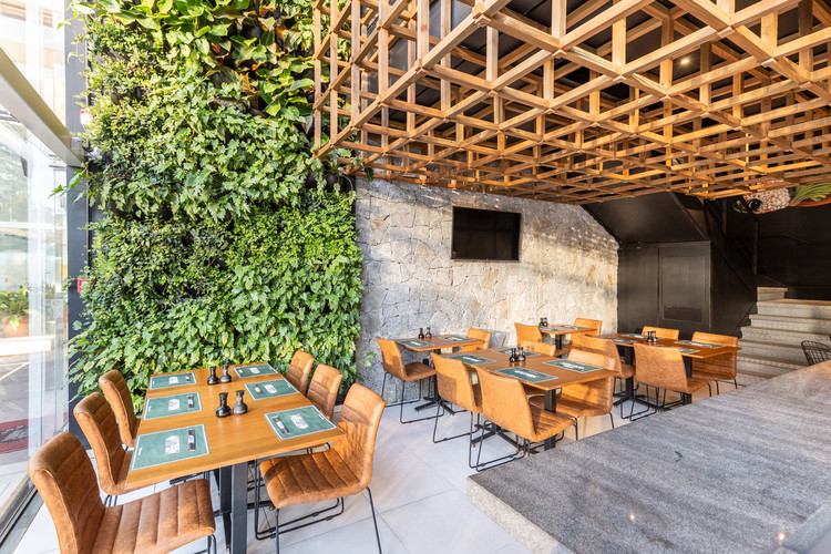 Restaurante FITFISH / Studio Bloco Arquitetura, © Marcelo Donadussi