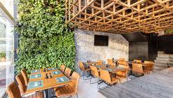 Restaurante FITFISH / Studio Bloco Arquitetura