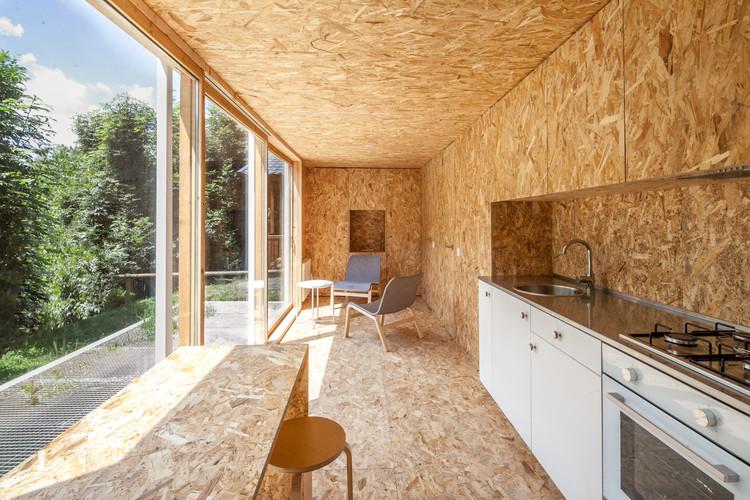Refugio para fin de semana / Agora Arquitectura, © Joan Casals Pañella