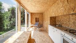 Refugio para fin de semana / Agora Arquitectura