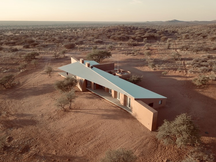 Game Lodge / Slee & Co Architects, © Gerard Slee