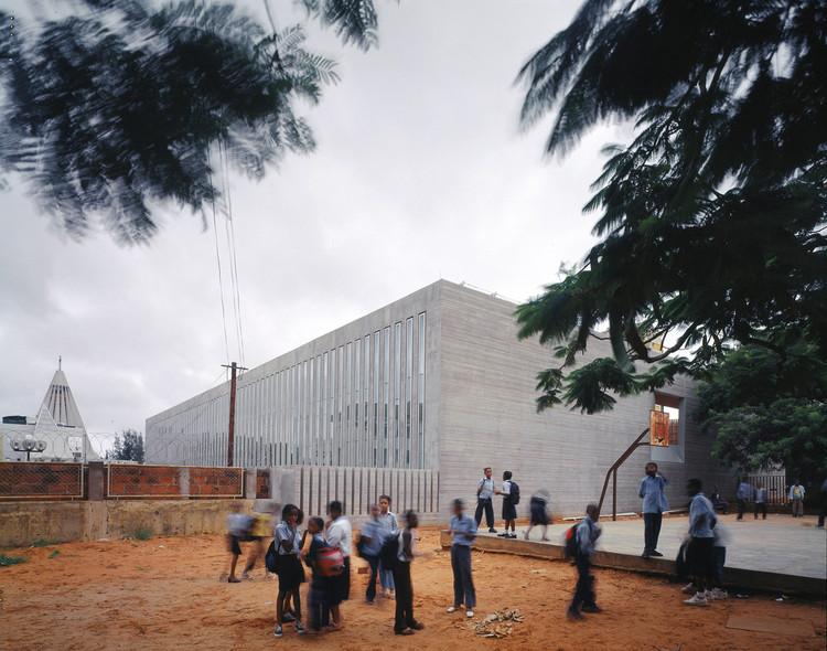 Moçambique contemporâneo: 4 projetos que respondem aos desafios atuais, Embaixada Holandesa / Claus en Kaan Architecten. Imagem © Christian Richters