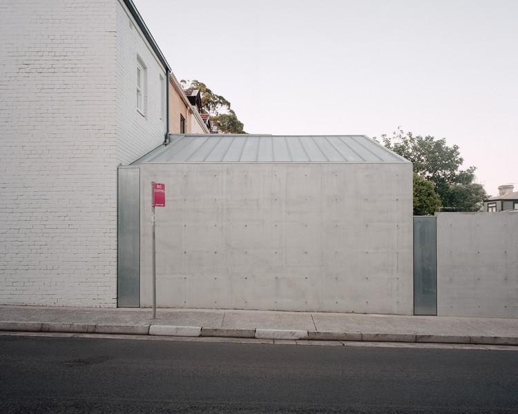 Concert Hall House / Pandolfini Architects, © Rory Gardiner