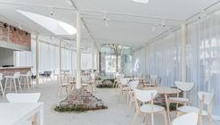 Chongming Island café Design / Origin Architecture