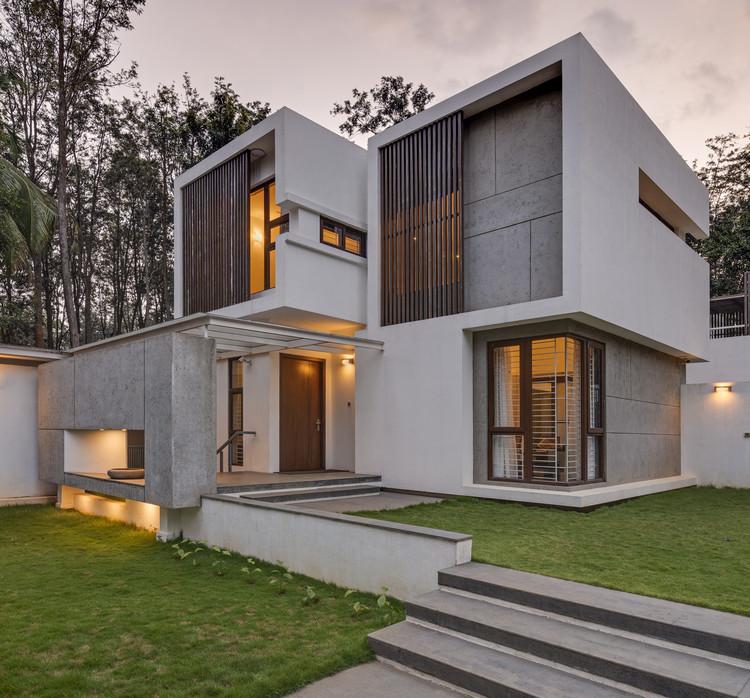 Farm House Shuonya Nava Designs Archdaily