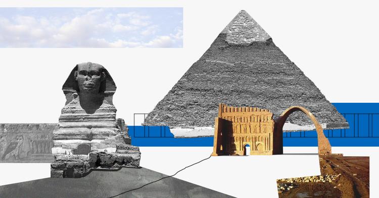 Historia de la Arquitectura: los Megalitos, la Mesopotamia y el Antiguo Egipto , Courtesy of Archdaily - Danae Santibáñez