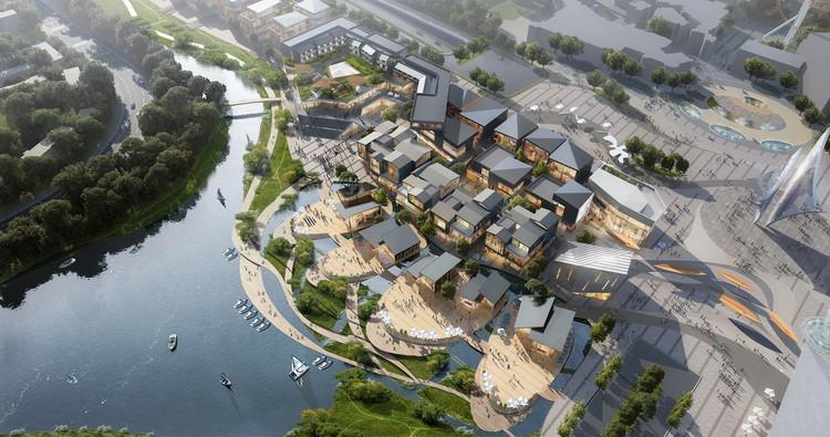 Aedas Creates an Immersive Cultural Experience in Xiangyang, China , Courtesy of Aedas