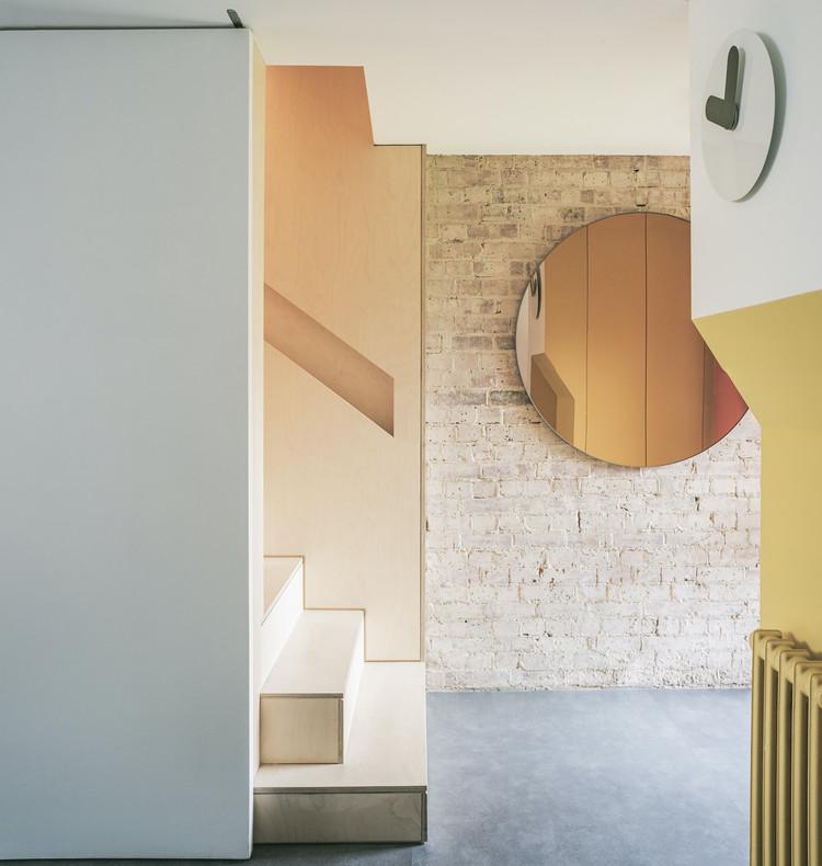 Maisonette in Notting Hill / Francesco Pierazzi Architects, © Lorenzo Zandri