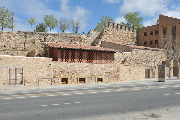 Restauración de tenadas y pozo de nieve del Convento de San Andrés / Sánchez Gil Arquitectos, © Fernando Sánchez Cuadrado