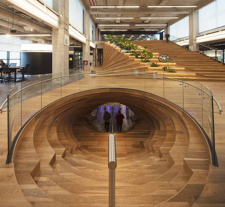 Oficinas Mercado Libre / Estudio Elia Irastorza + BMA arquitectos + Methanoia, © Gustavo Sosa Pinilla