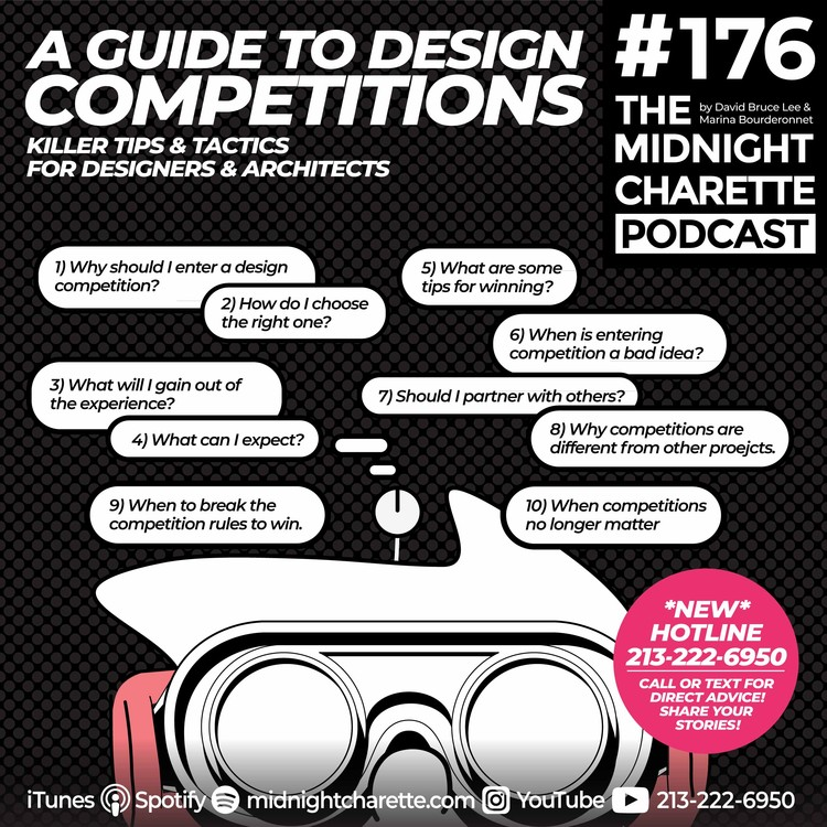 Tips & Tactics: A Guide to Architecture Competitions