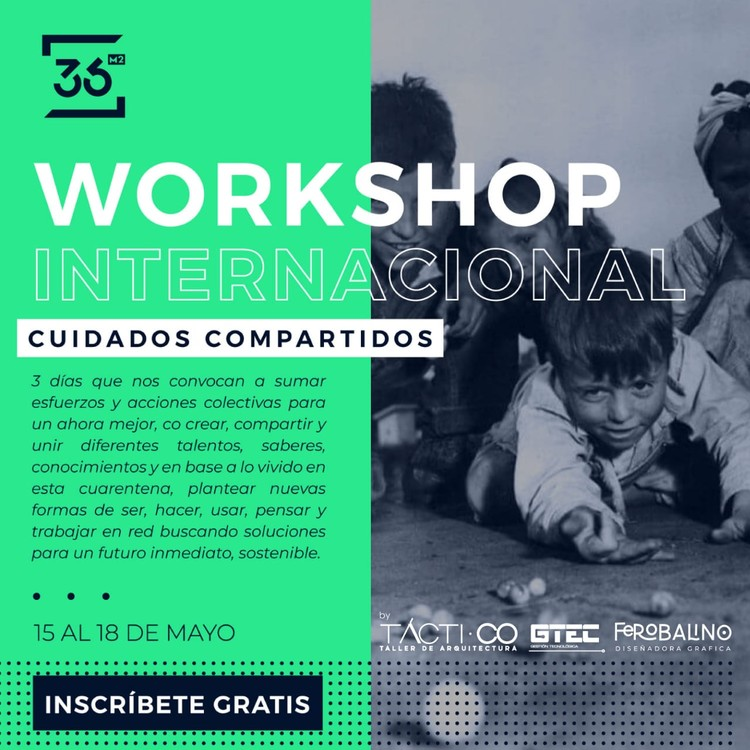 "Workshop internacional ""Cuidados compartidos"""