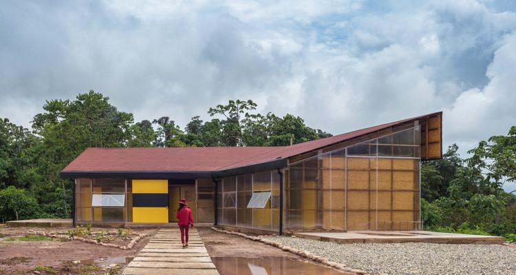 Residencia Santa Elena / Semillas, © Eleazar Cuadros