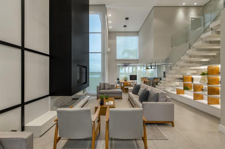 Casa LA  / Studio DB Arquitetura, © Bohn Fotografias