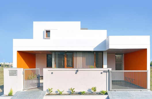 Orange House / Studio Habitect