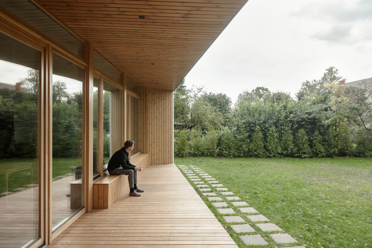 House With Four Roofs / GAISS, © Reinis Hofmanis