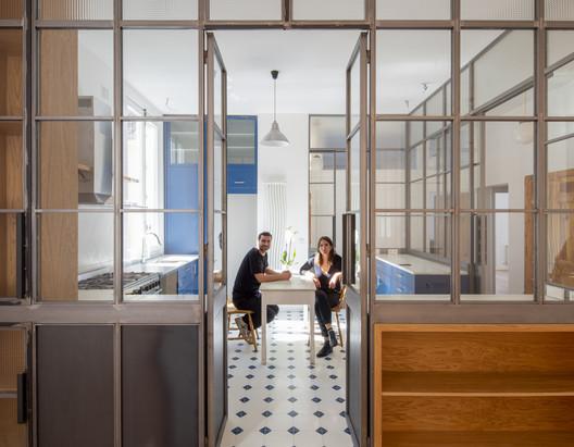 Solaris Apartment / Camila Kuncar + Ignacio Aguado