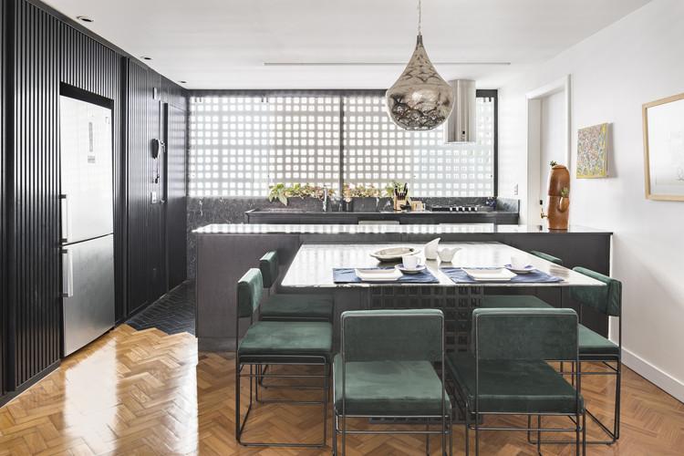 Apartamento cobogó / Lelalo arquitetura e design, © Joana França