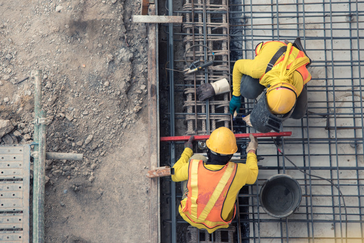 New Posters Urge End of Abuse against Construction Workers during the COVID-19 Pandemic, via Shutterstock/ By Bannafarsai_Stock