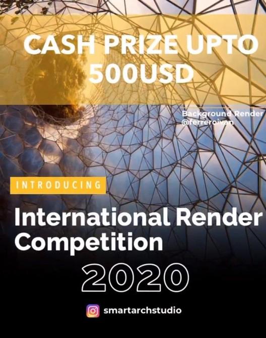 International Render Competition 2020, INTERNATIONAL RENDER COMPETITION 2020