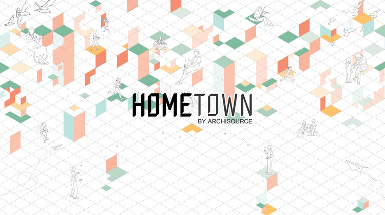 HomeTown  by Archisource - Stay-Home International Drawing Challenge!, HomeTown by Archisource
