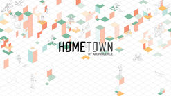HomeTown  by Archisource - Stay-Home International Drawing Challenge!
