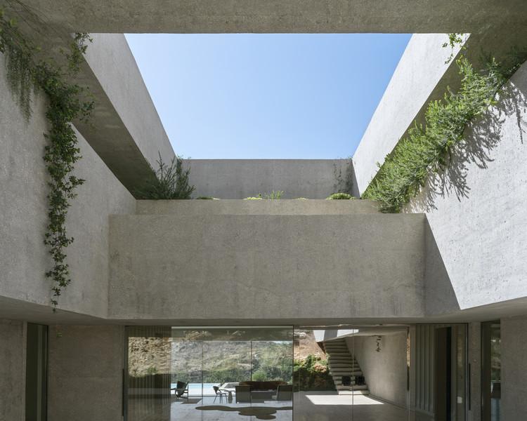 Residência K. Barghouti / Sahel AlHiyari Architects, © Pino Musi