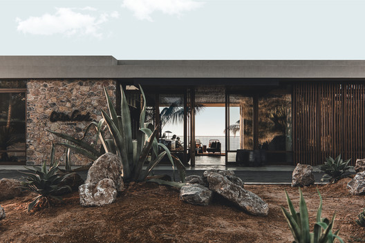 Casa Cook Chania Hotel  / K-Studio + Lambs & Lions