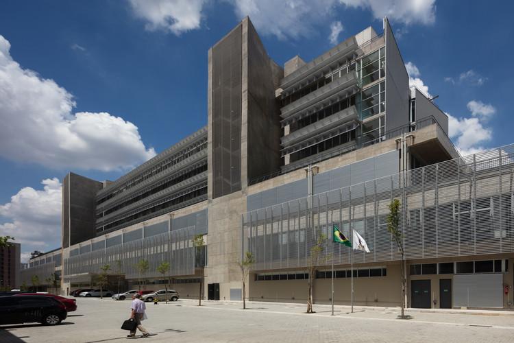 Hospital Público de Urgencias en São Bernardo do Campo / SPBR Arquitetos, © Nelson Kon