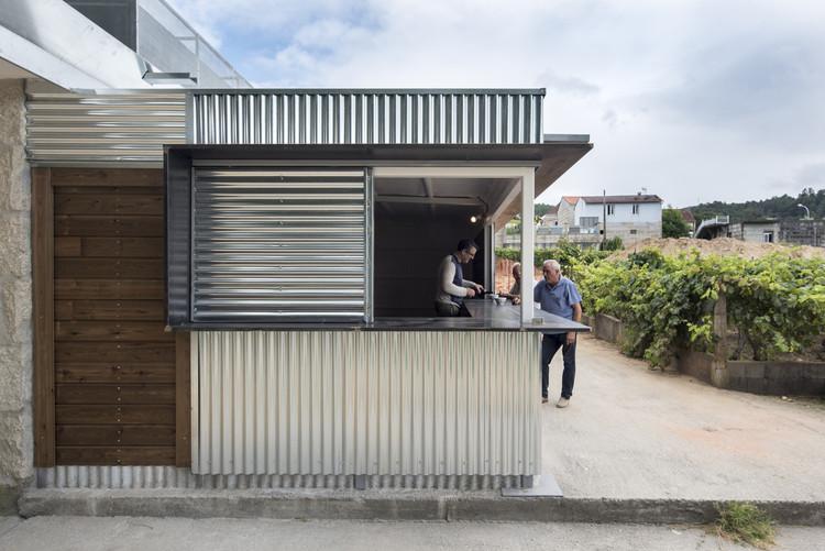 Casa da Anguía / MOL Arquitectura, © Héctor Santos-Díez