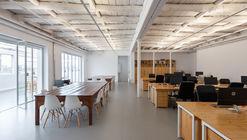 Typographia Cowork / Alexandre Loureiro Architecture Studio
