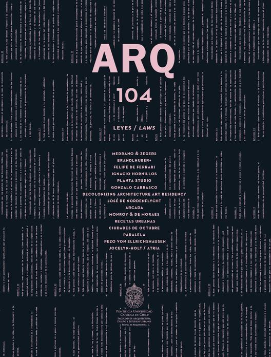ARQ 104: Leyes