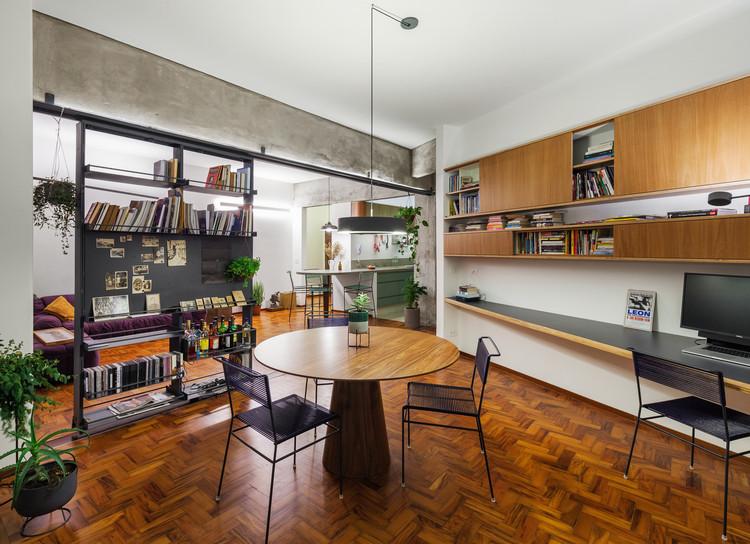 Apartamento Curvas / Estúdio Lava, © Rafaela Netto