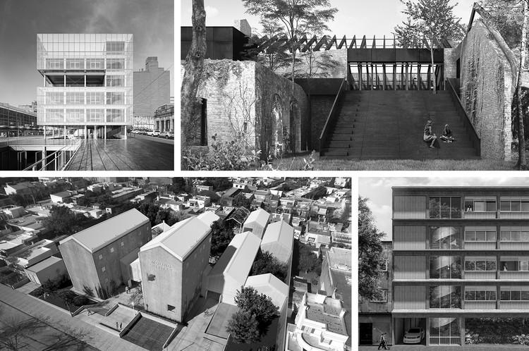 Los mejores proyectos de título por estudiantes de arquitectura en Uruguay 2020
