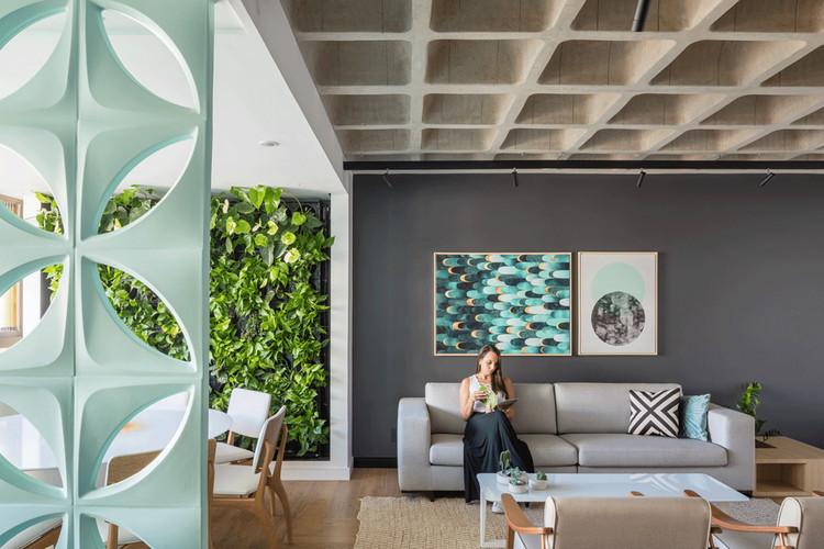 Apartamento 309 / CoDA arquitetos, © Haruo Mikami