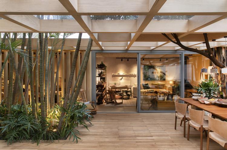 Forest House / Cacau Ribeiro Interiores, © Felipe Araújo