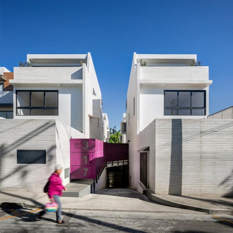 Edificio Cóndor 317 / JVCarqs., © Rafael Gamo