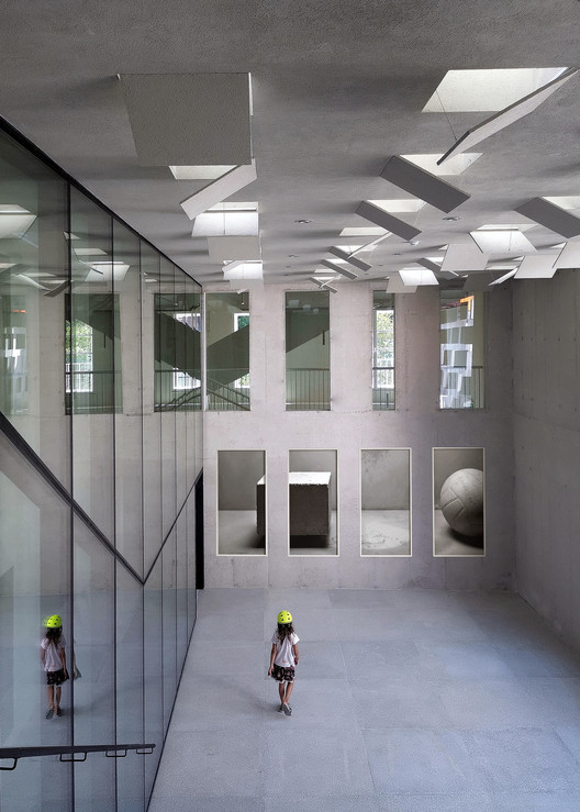 Conservatory for Music & Ballet  / OFIS Architects