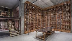 Vineria Wine Cellar / NS Studio