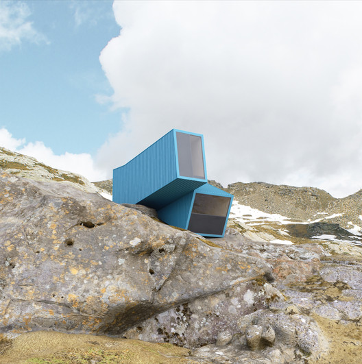 YACademy 2019 Students Design a New Alpine Bivouac